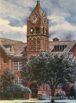 UCO - Old North Tower