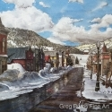 Crested Butte, Downtown