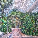 Myriad Botanical Gardens, Crystal Bridge Tropical Conservatory
