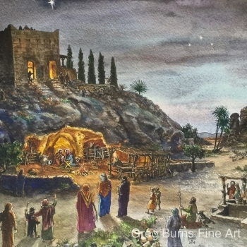 Bethlehem Nativity